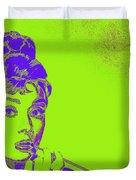 Audrey Hepburn 20130330v2p38 Duvet Cover