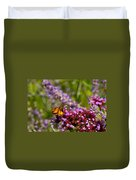 August Colors Duvet Cover