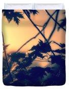 August Memories Duvet Cover