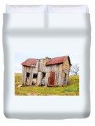 Aunt Olive's House Duvet Cover