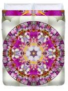 Aura Of Joy Duvet Cover