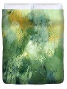 Aurora Borealis Abstract Duvet Cover