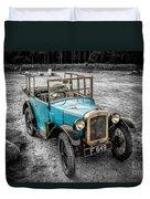 Austin 7 Duvet Cover