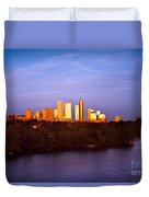 Austin At Last Light Duvet Cover