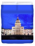 Austin State Capitol Building, Texas - Duvet Cover