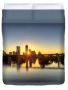 Austin Sunrise Duvet Cover