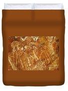 Australia Ancient Aboriginal Art 3 Duvet Cover