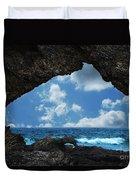 Australia Rock Duvet Cover