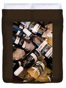 Australian Wine Duvet Cover