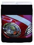 Auto Headlight 168 Duvet Cover