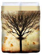 Autum Wind Duvet Cover