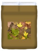 Autumm Is Coming 2 Duvet Cover