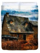 Autumn 1936 Duvet Cover