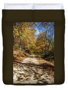 Autumn Afternoons Duvet Cover