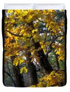 Autumn Duvet Cover by Anonymous