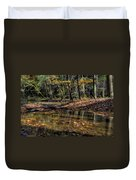 Autumn Beauty Scene Duvet Cover