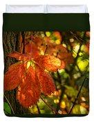 Autumn Begins 2 Duvet Cover