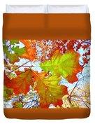 Autumn Bliss Duvet Cover