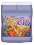 Autumn Bounty Duvet Cover
