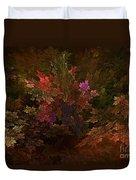 Autumn Bouquet Duvet Cover