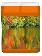 Autumn Brilliance Duvet Cover