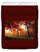 Autumn Canopy Duvet Cover