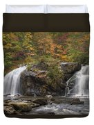 Autumn Cascades Duvet Cover