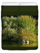 Autumn Colors 1 Duvet Cover