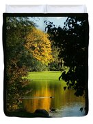 Autumn Colors 2 Duvet Cover