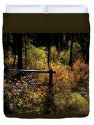 Autumn Colors 3 Duvet Cover