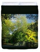 Autumn Colors 4 Duvet Cover