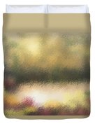 Autumn Colors - Abstract Duvet Cover
