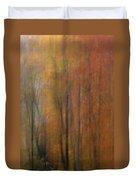 Autumn Colors IIi Duvet Cover