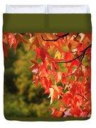 Autumn Cornered Duvet Cover