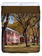 Autumn Days Duvet Cover