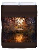 Autumn Finale Duvet Cover