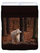 Autumn Gaze Duvet Cover