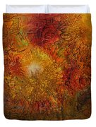 Autumn Glow - Wip Duvet Cover