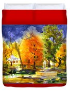 Autumn Gold 2 Duvet Cover