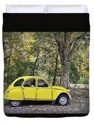 Autumn Harmony Duvet Cover
