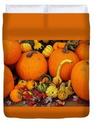 Autumn Harvest 5 Duvet Cover