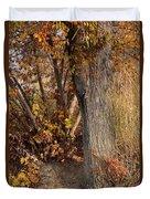 Autumn Hideaway Duvet Cover