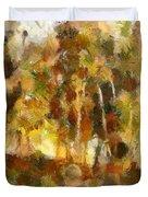 Autumn Impression 1 Duvet Cover