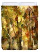 Autumn Impression 2 Duvet Cover