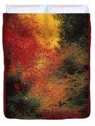 Autumn Impression Duvet Cover