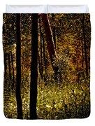 Autumn In Vail - Colorado Duvet Cover