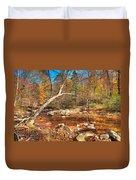 Autumn In Virginia Duvet Cover