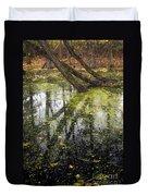 Autumn In Wildwood Park Duvet Cover