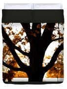 Autumn Is Here  Duvet Cover