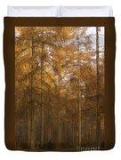 Autumn Larch Duvet Cover
